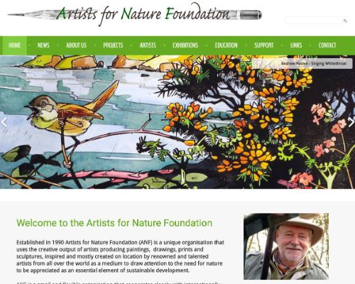 The Artists for Nature Fondation